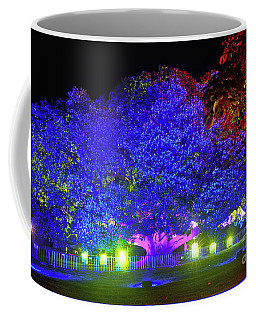Coffee Mug featuring the photograph Garden Of Light By Kaye Menner by Kaye Menner