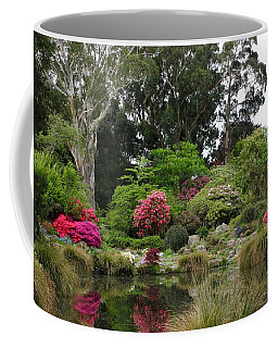 Garden Reflection Coffee Mug