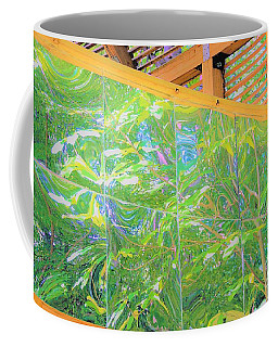 Garden Reflections Coffee Mug