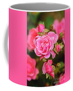 Coffee Mug featuring the photograph Garden Rose by Alana Ranney