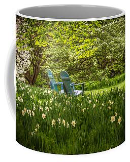 Garden Seats Coffee Mug