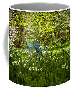 Garden Seats Coffee Mug