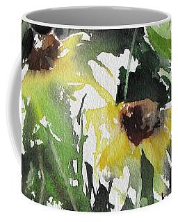 Garden Surprise Coffee Mug