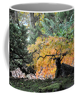 Garden Tapestry Coffee Mug