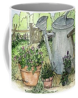 Garden Tools Coffee Mug