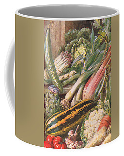 Garden Vegetables Coffee Mug