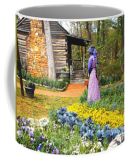 Garden Walk Coffee Mug