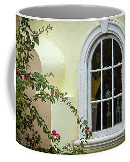 Garden Window Coffee Mug