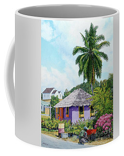 Gardener Hut Coffee Mug