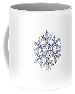 Gardener's Dream, White Version Coffee Mug