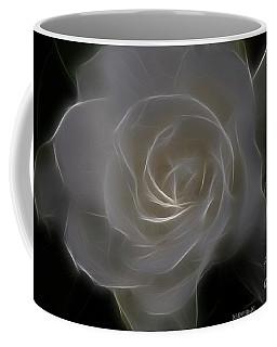 Gardenia Blossom Coffee Mug by Deborah Benoit