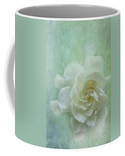 Gardenia Coffee Mug by Catherine Alfidi