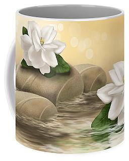 Gardenia Coffee Mugs