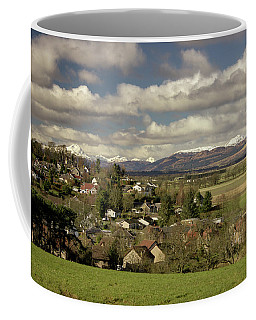 Gargunnock Coffee Mug by RKAB Works