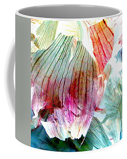 Garlic  Abstract   Series Coffee Mug