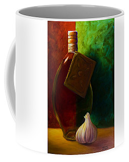 Garlic And Oil Coffee Mug