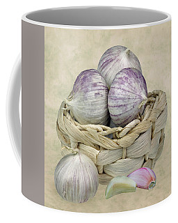 Garlic In The Basket 2 Coffee Mug