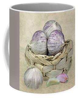Garlic In The Basket 2 Coffee Mug