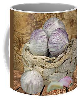 Garlic In The Basket Coffee Mug