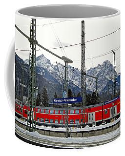 Garmisch-partenkirchen In Winter Coffee Mug