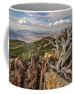 Garnet Peak Coffee Mug