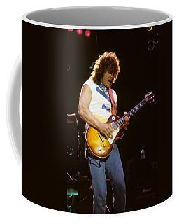 Gary Richrath Of Reo Speedwagon Coffee Mug