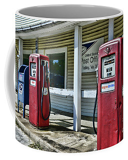 Gas And Mail 1 Coffee Mug by Paul Ward