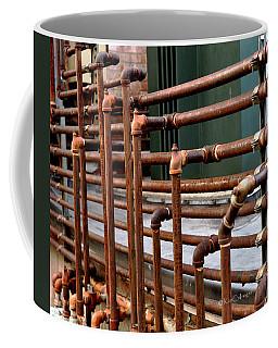 Gas Pipes And Fittings Coffee Mug