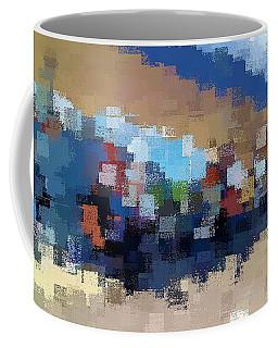 The Overpass Coffee Mug