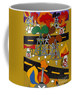 Gas Wars Coffee Mug