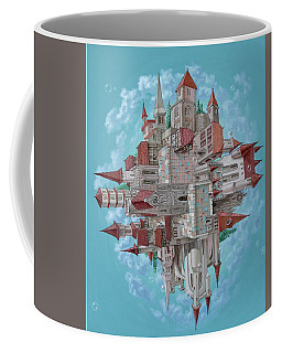 Gascony Asteroid Coffee Mug