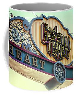 Gaslamp Close Up Coffee Mug