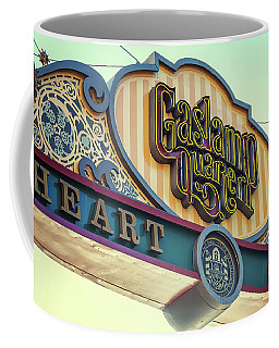Gaslamp Close Up Coffee Mug