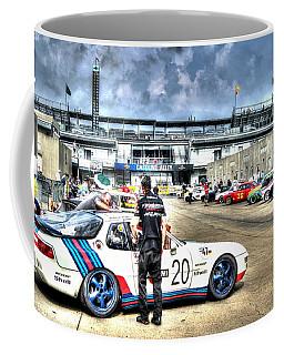 Gasoline Alley Svra Coffee Mug