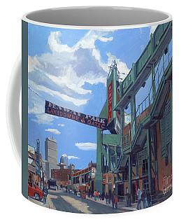 Gate C Coffee Mug