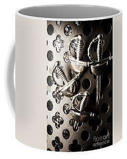 Gate Keeping The Knights Templar Coffee Mug