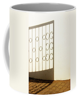Gate Shadow Coffee Mug