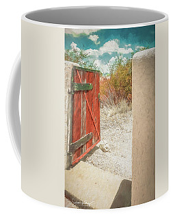 Gate To Oracle Coffee Mug