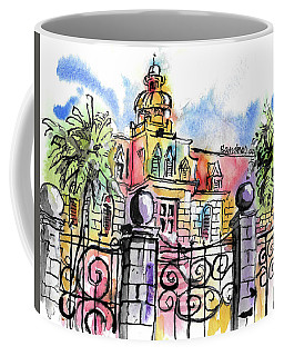 Gated Residence Coffee Mug