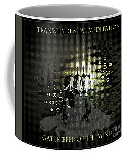 Gatekeeper Of The Mind Coffee Mug
