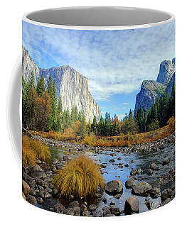 Gates Of The Valley Coffee Mug
