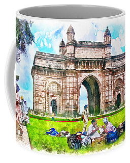 Gateway Of India Coffee Mug