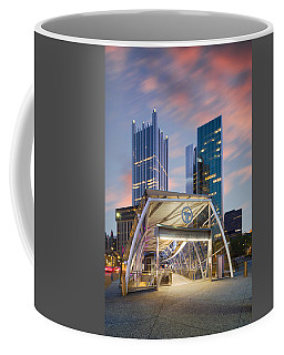 Gateway Station At Pittsburgh  Coffee Mug