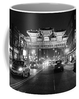 Gateway To Chinatown Coffee Mug