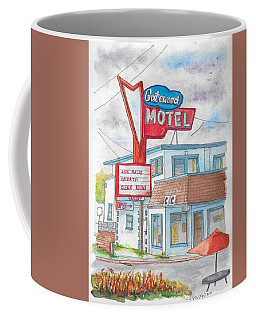 Gatewood Motel In Las Vegas, Nevada Coffee Mug