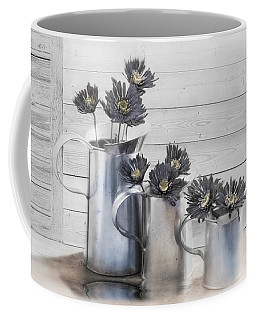 Coffee Mug featuring the photograph Gather by Robin-Lee Vieira