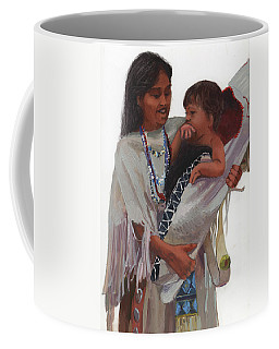 Gathered Tenderness Coffee Mug