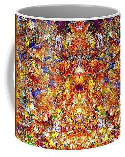 Gathering Of The Leaf Gods Coffee Mug
