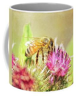 Gathering Pollen Coffee Mug