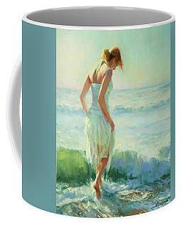 Blue Dress Coffee Mugs